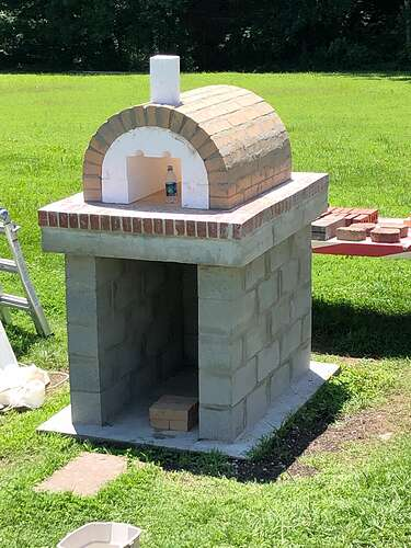 How To Build a Pizza Oven at Home (31)