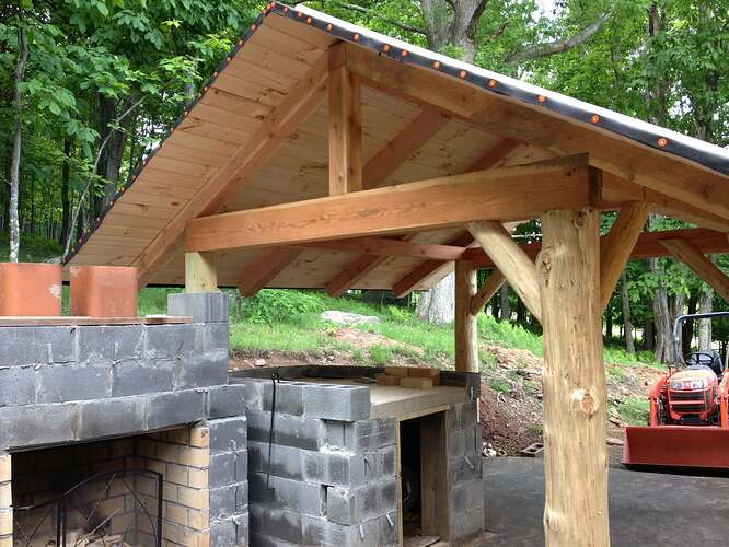 Outdoor Fireplace and Seating (12)