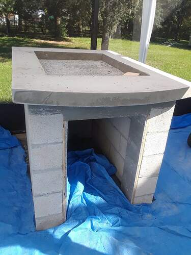 Building A Pizza Oven (62)