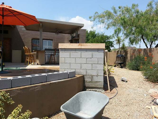 Outdoor Patio Fireplace (4)