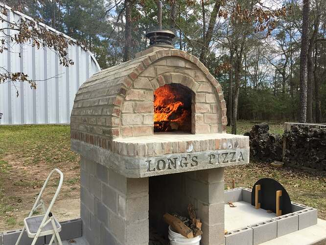 How To Build a Brick Oven (33)
