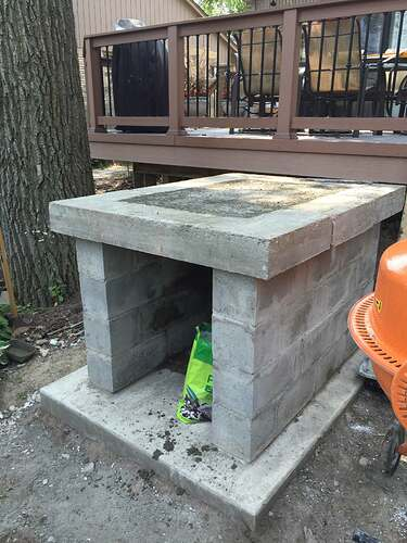 Simple Outdoor Oven (11)