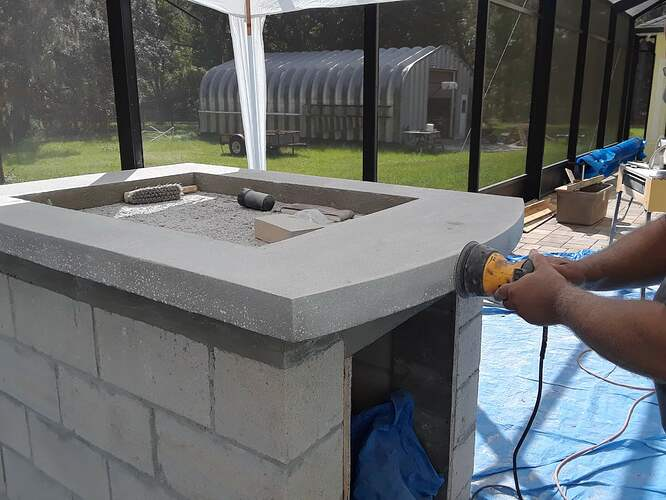 Building A Pizza Oven (66)