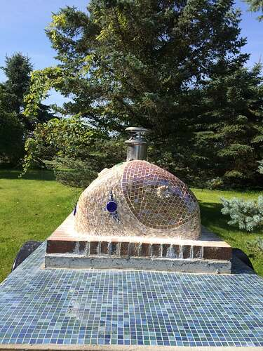 Portable Wood Fired Pizza Oven (13)