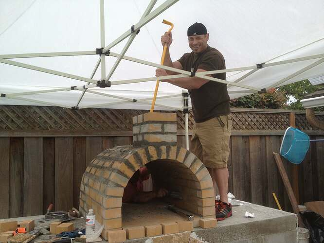 Outdoor Gas Pizza Oven (29)
