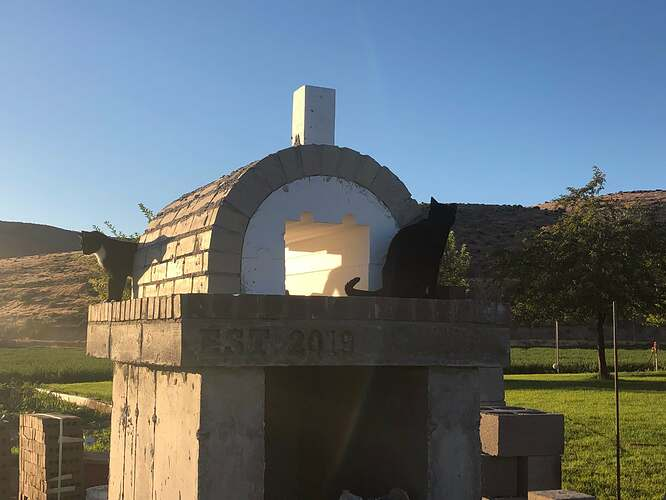 How To Build an Outdoor Oven (20)