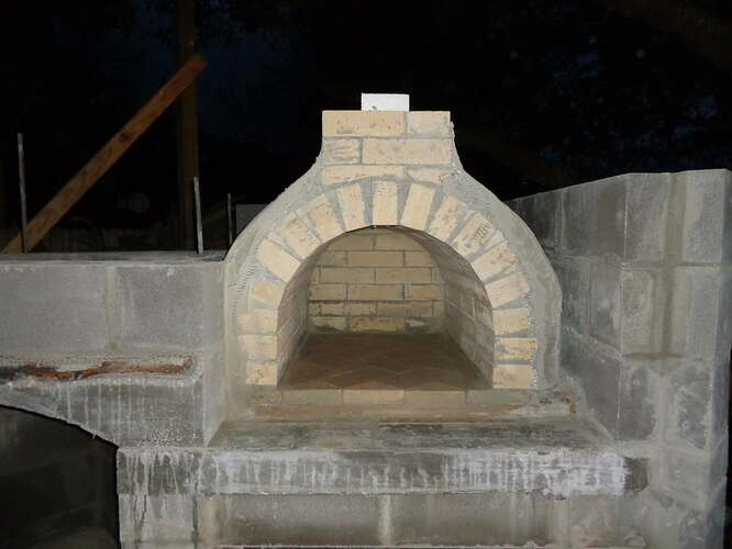 Outdoor Natural Stone Fireplace (10)
