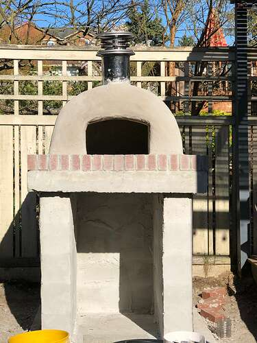 Wood Fired Bread Oven (50)