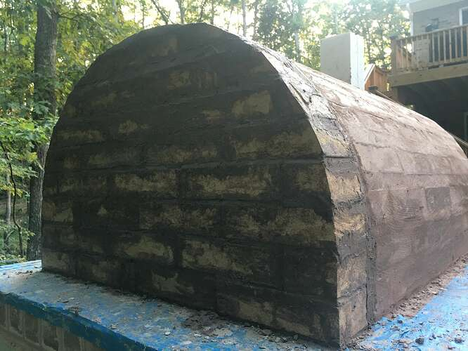 Wood Fired Brick Oven (48)