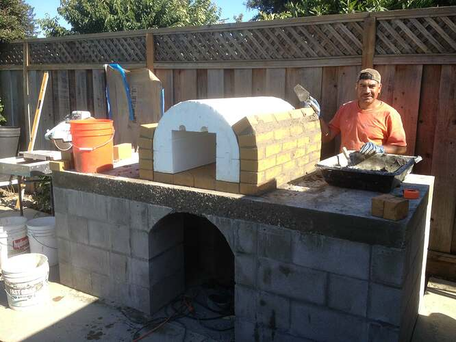 Outdoor Gas Pizza Oven (22)
