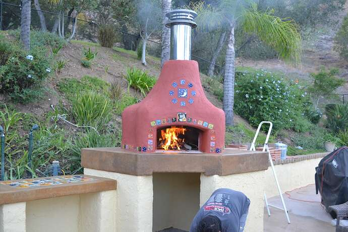 Wood Fire Pizza Oven (90)