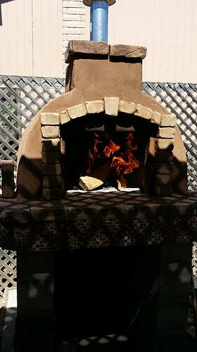 Make Pizza Oven At Home (21)