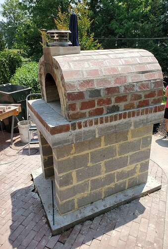 Home Wood Fired Pizza Oven (22)