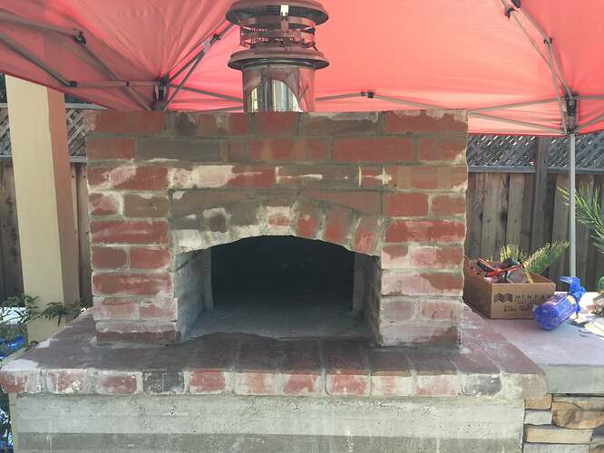 How To Make Wood Fired Oven At Home (40)
