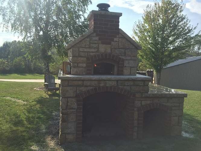 Build Your Own Outdoor Pizza Oven (44)