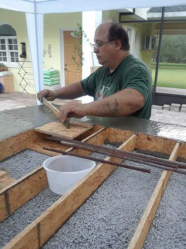 Building A Pizza Oven (56)