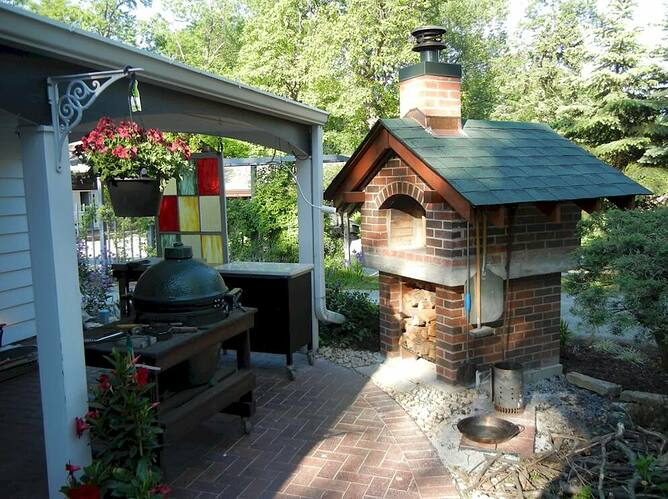 How To Build A Pizza Oven (17)