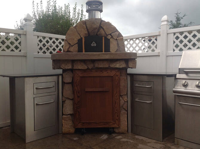 Residential Pizza Oven (6)