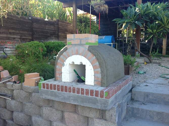 Outdoor Wood Fired Oven (32)