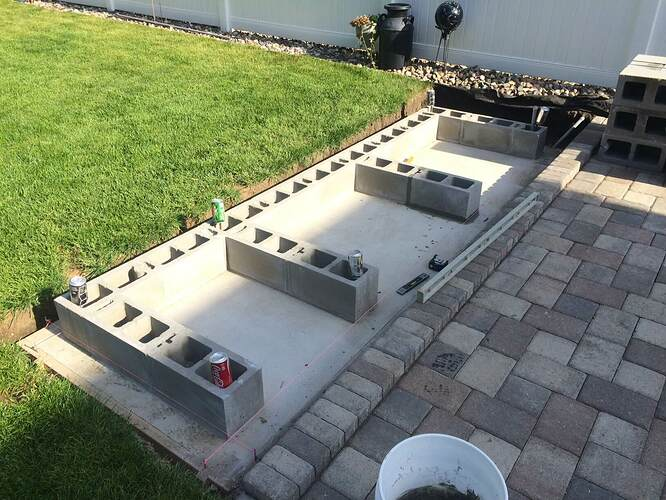 Building A Brick Pizza Oven From Scratch (10)
