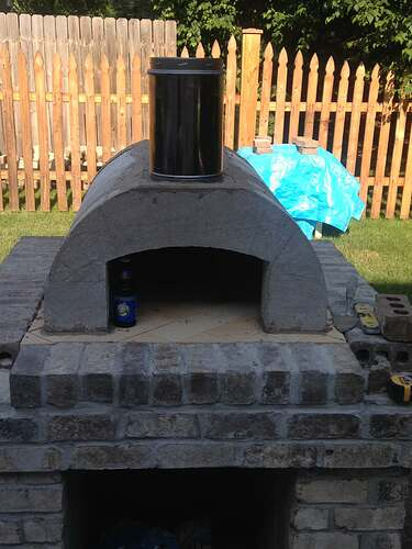 Outdoor Wood Burning Oven (16)
