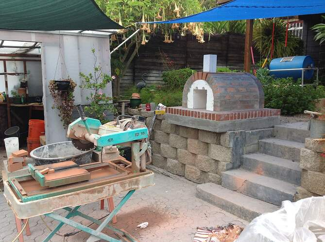 Outdoor Wood Fired Oven (12)
