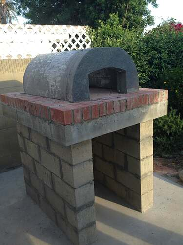 Outdoor Grill With Oven (25)