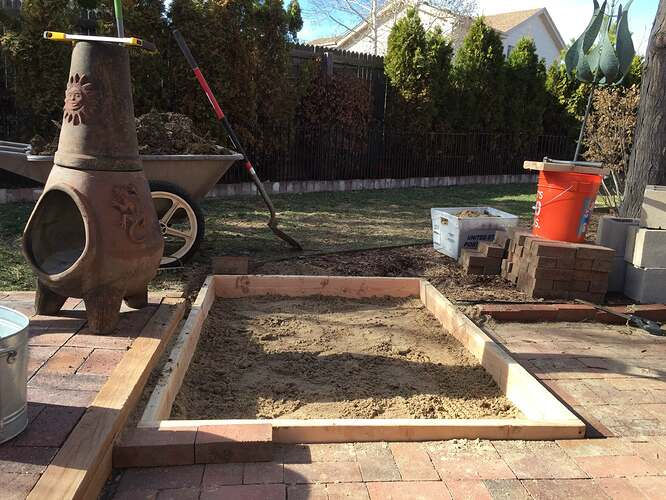 Homemade Outdoor Pizza Oven (5)