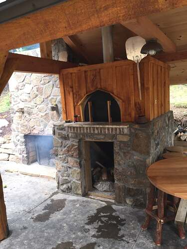 Outdoor Fireplace and Seating (33)