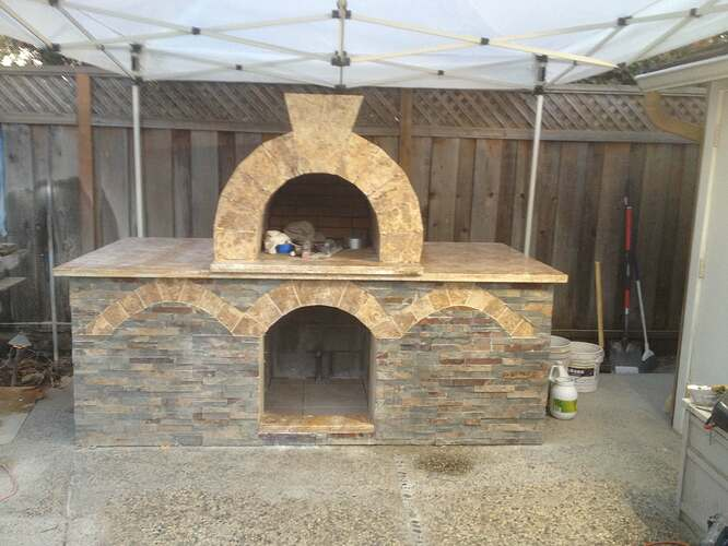 Outdoor Gas Pizza Oven (50)