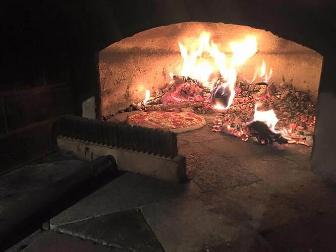 Home Made Pizza Oven (44)