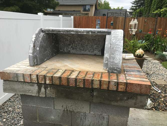 Build Your Own Outdoor Pizza Oven (11)