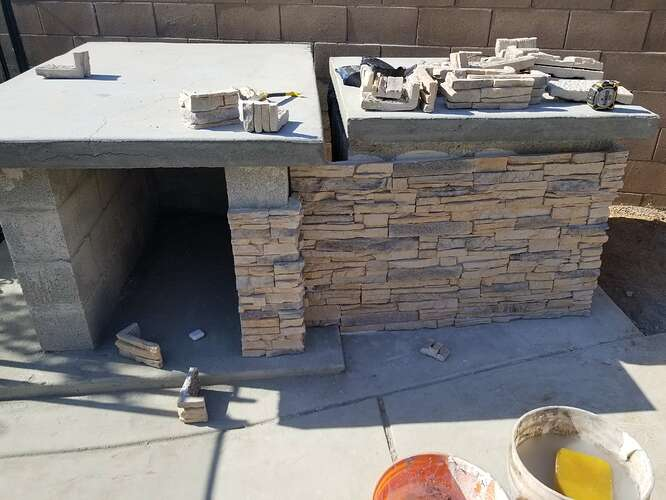 How to Build an Outdoor Pizza Oven Step by Step (8)