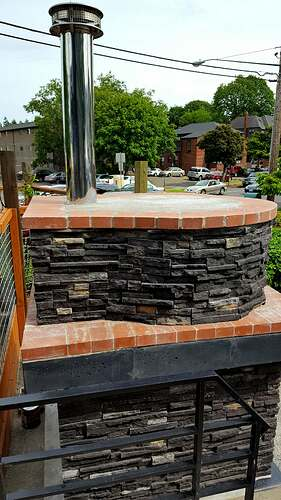 Commercial Brick Pizza Oven (5)