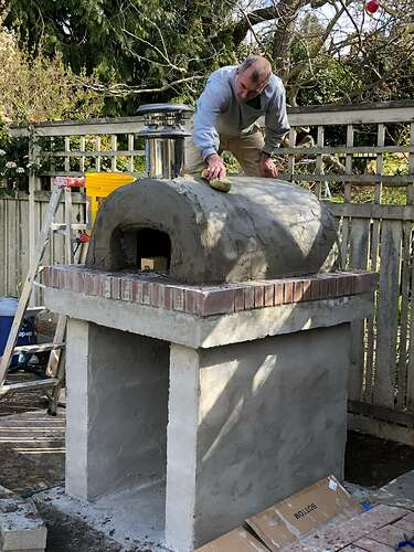 Wood Fired Bread Oven (48)