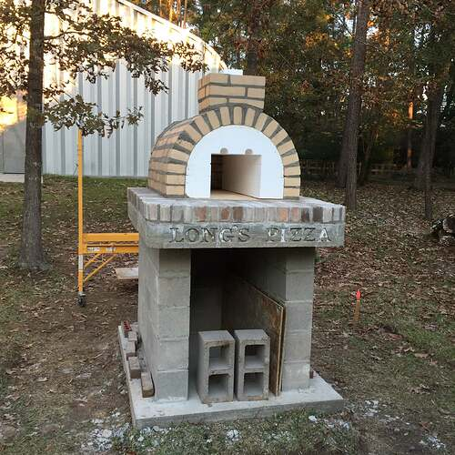 How To Build a Brick Oven (21)