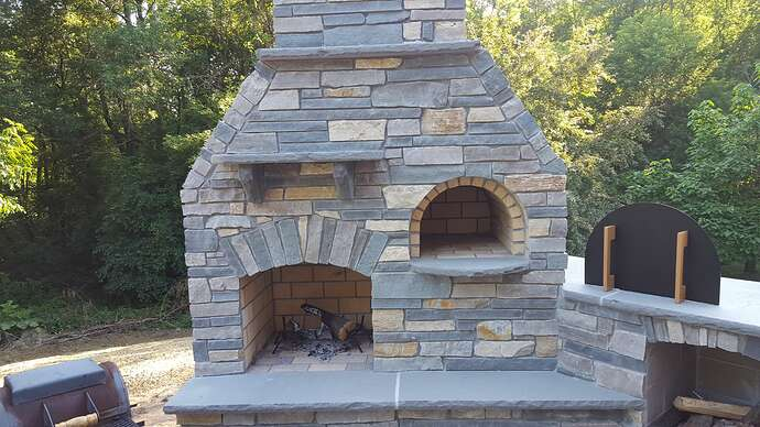 Outdoor Fireplace Plans (7)