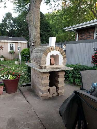 Brick Oven Pizza At Home (3)