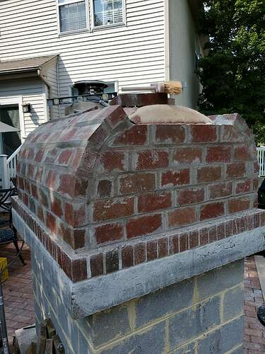 Home Wood Fired Pizza Oven (20)