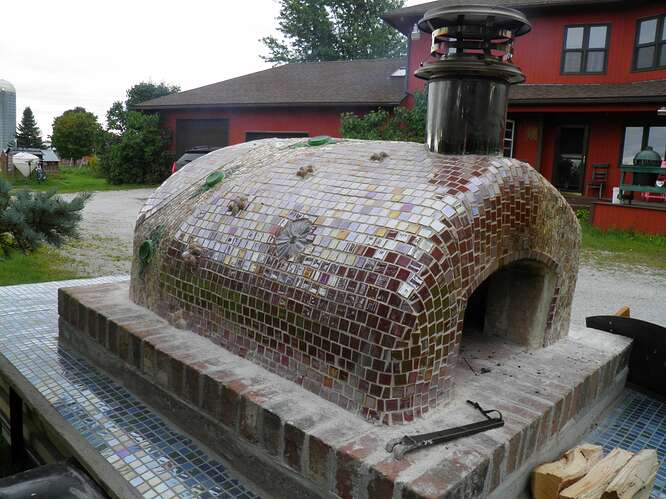 Portable Wood Fired Pizza Oven (18)