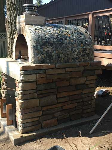 Simple Outdoor Oven (26)