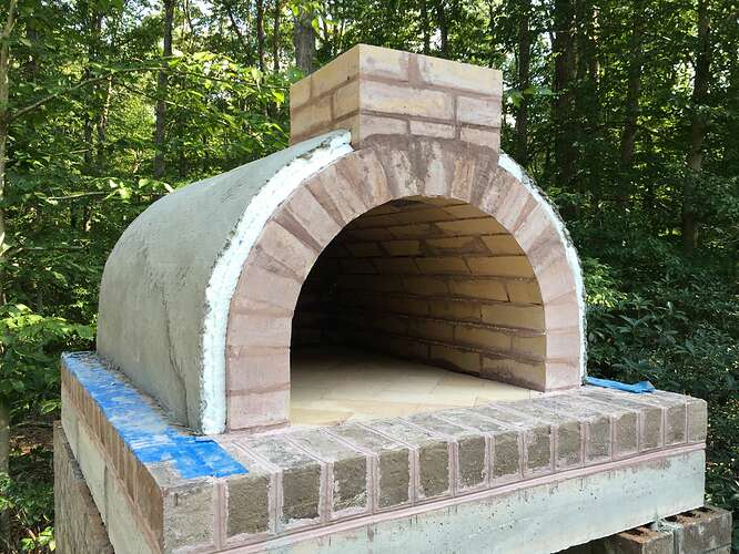 Wood Fired Brick Oven (83)