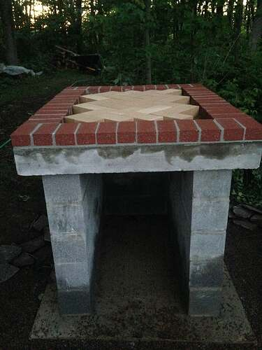 Wood Fired Oven Kit (9)