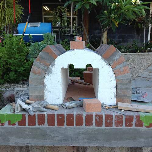 Outdoor Wood Fired Oven (10)