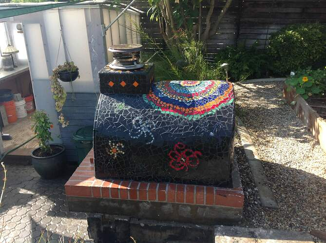 Outdoor Wood Fired Oven (54)