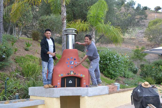 Wood Fire Pizza Oven (77)