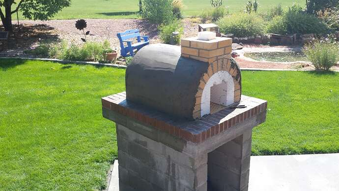 Make Your Own Pizza Oven (17)