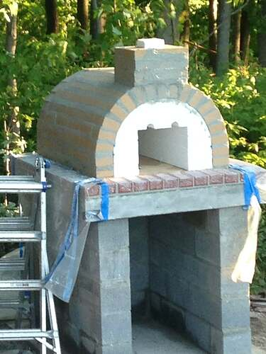 Wood Fired Oven Kit (17)