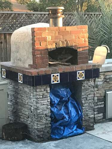 How To Make Wood Fired Oven At Home (46)