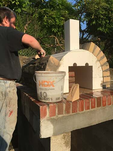 Garden Wood Fired Pizza Oven (46)